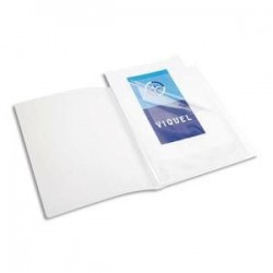 Protège-documents - PROPYGLASS - VIQUEL - A3 - 40 vues
