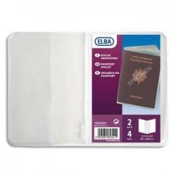 Etui Passeport - 95X130mm - ELBA