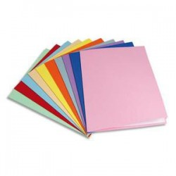 Pack de 25 Chemises - 180g - 24X32cm - Assortii