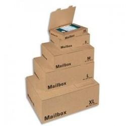 Boîte d'expédition postale - X Large  -46 x 33.5 x 17.5 cm - DINKHAUSER