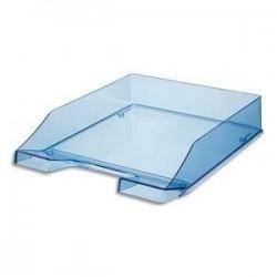 Corbeille à courrier - Bleu cristal - 25,5x6,5x34,8 - HAN