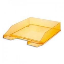 Corbeille à courrier - Cristal - 25.5x6.5x34,8 - Orange - HAN 1026-X-28