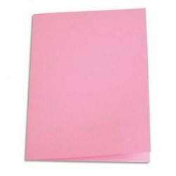250 Sous-chemises - 60g - 22x31 - Rose  - 5 ETOILES