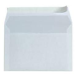 500 enveloppes Fenêtres- 162x229 - Auto/Adhés. - 80g - blanc - NEUTRE