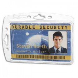 Porte-badge pour 1 carte - DURABLE