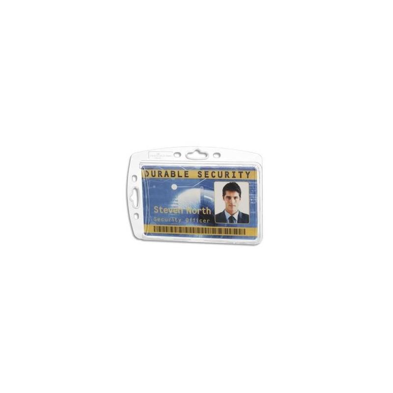 Porte-badge pour 1 carte - DURABLE