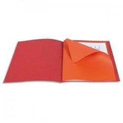 Paquet 25 chemises/50 sous-chemises - Assortis - EXACOMPTA