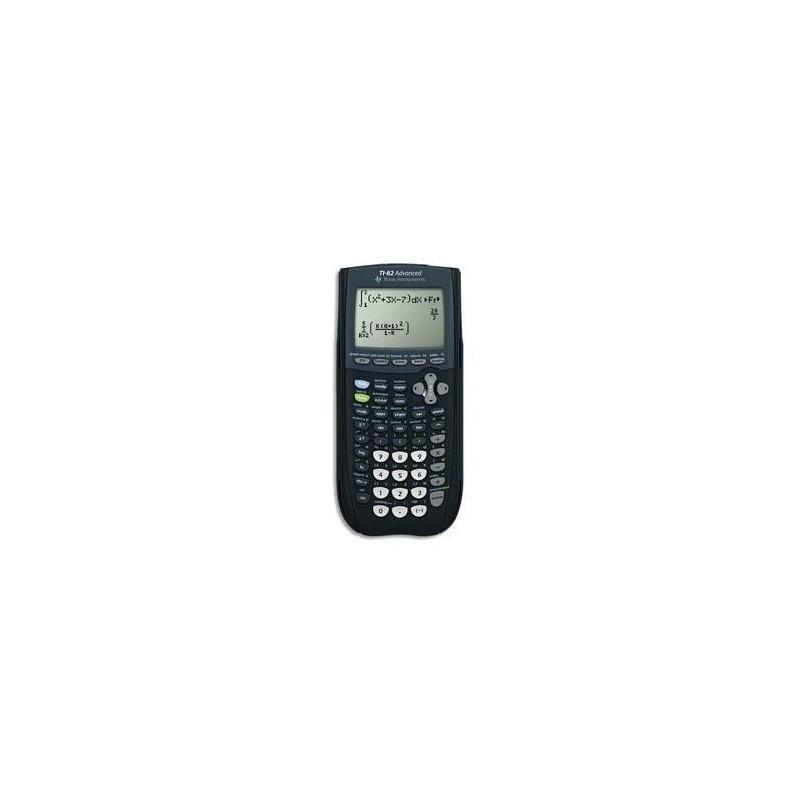 Caculatrice graphique TI-82 advanced