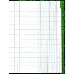 Corrige Echeancier Annonay - 21*29.7 - 200 pages - Elve