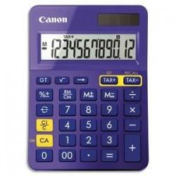 Calculatrice de Bureau - Violet - 12 chiffres -CANON