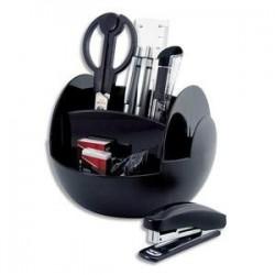 Pot rotatif - Garni 9 produits - Noir - PAVO