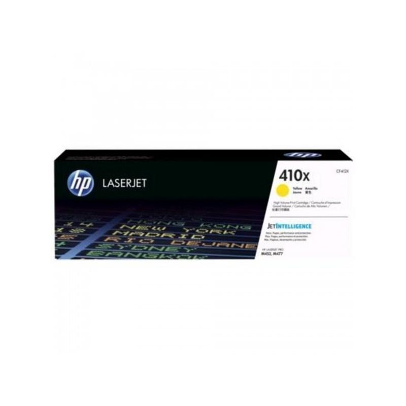 Toner HP - CF412X - Jaune - Haute capacité