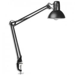 Lampe Led - STUDY - Métal noir - MAUL
