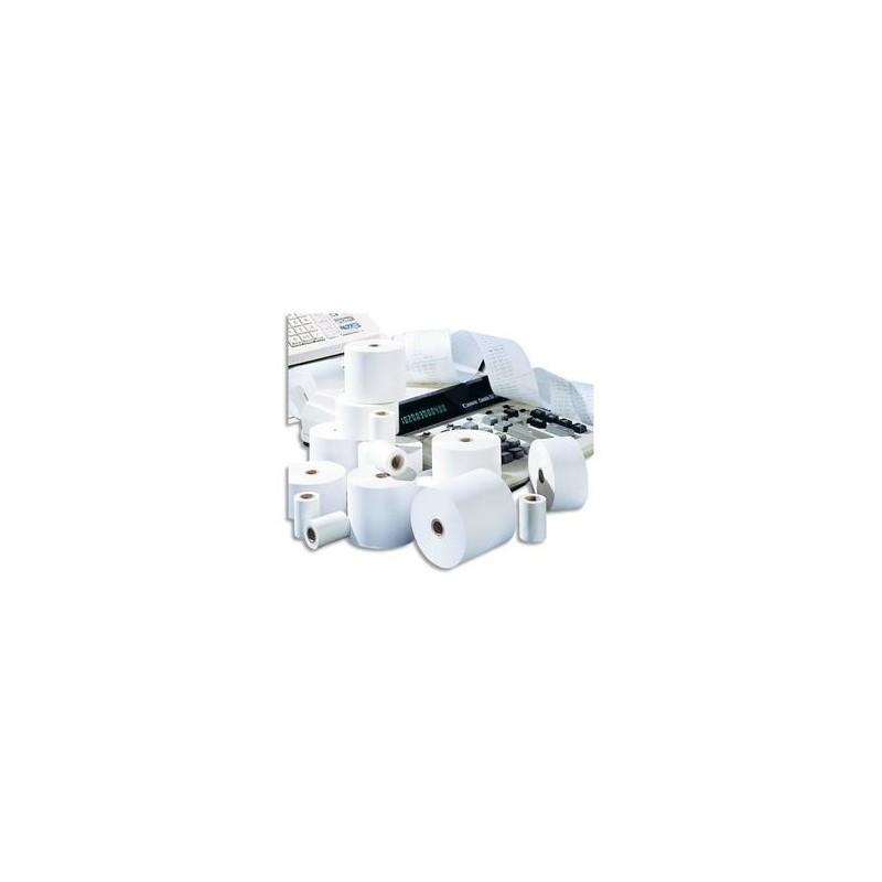 Bob/Calcu/Caisse - Pap Offset -57X70X12mm - 1 Pli - 5 ET
