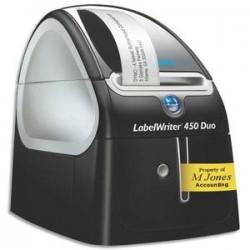 Imprimante/Etiq. - LABELWRITER 450 DUO - DYMO