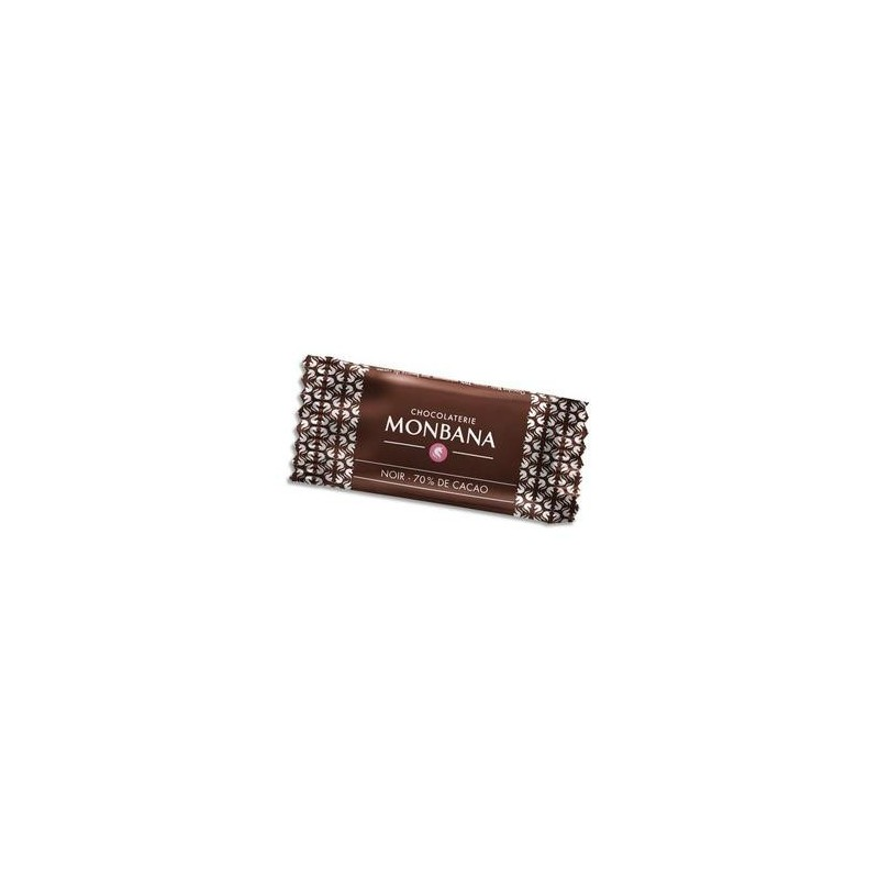 Bte/200 - Chocolat Napolitain - 4g - 70% cacao - MOBANA