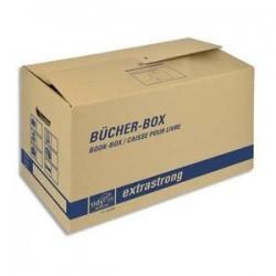 Boîte/Transp/Livres - 57,5x29,5x33,1cm - TIDYPAC