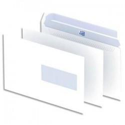 Bte/500 Env - Mise/Pli - C5 -162X229 - 80g - Blanc - Fen/45 - GPV