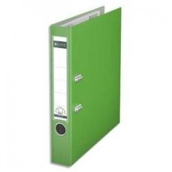 Class à Levier -  PP - Dos 8 cm - Vert clair - LEITZ50