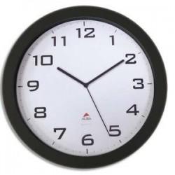 Horloge - Gd Format - HORISSIMO - Noir - ALBA