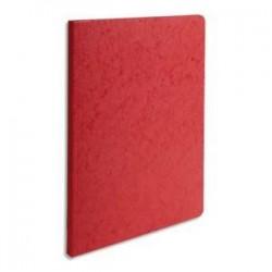 Chemise - LUSTRO- Pour A4 - D1,5 à 3,5cm - Rouge - EXACOMPTA