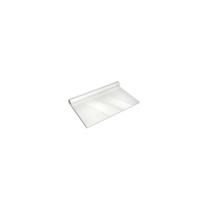 LEGAMASTER Rouleau de feuilles prédécoupées Magic Chart, marqueur effaçable à sec - L65,5 x H9 cm blanc