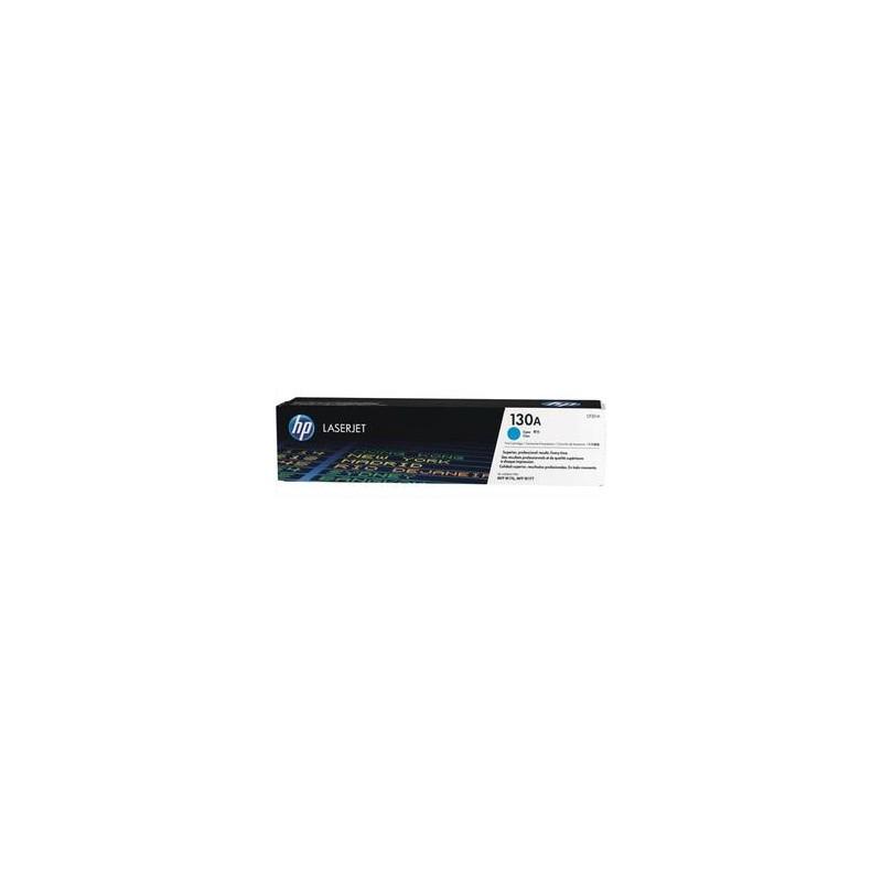 HP Cartouche laser cyan 130A CF351A