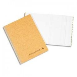 LE DAUPHIN Piqûre foliotée 21x29,7 cm 100 pages quadrillé 5x5