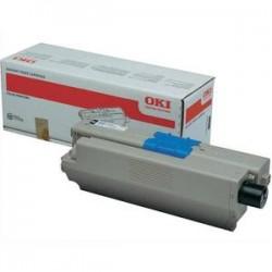 OKI Toner laser noir C/301/321 44973536