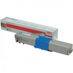 OKI Toner laser cyan C/301/321 44973535