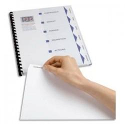 AVERY Kit de présentation ''Indexmaker'' 6 touches 05002061