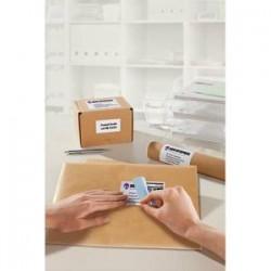 AVERY Boîte de 800 étiquettes. Laser blanc 99,1X67,7mm L7165-100