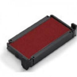 TRODAT Blister de 3 recharges d'encre rouge 6/4910
