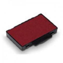 TRODAT Blister de 3 recharges d'encre rouge 6/53