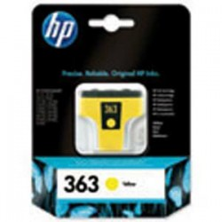HP Cartouche encre No 363 JAUNE C8773EE UUS