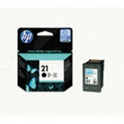 HP Cartouche encre No 21 NOIR C9351AE