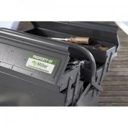 AVERY Boite de 960 étiquettes laser inalterables blanches 45,7x21,2mm L4778-20