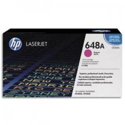 HP Cartouche laser magenta CE263A