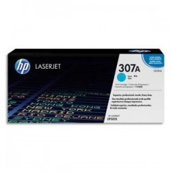 HP Cartouche laser Cyan CE741A