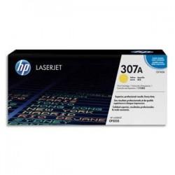 HP Cartouche laser Jaune CE742A