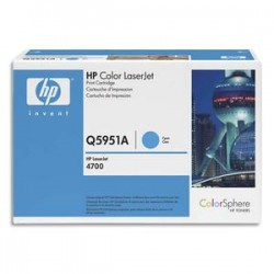 HP Cartouche Laserjet cyan Q5951A