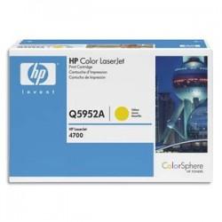HP Cartouche laserjet jaune Q5952A