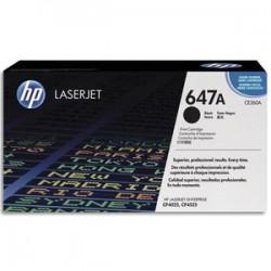 HP Cartouche laser noir CE260A