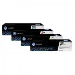 HP Cartouche laser Cyan CE311A