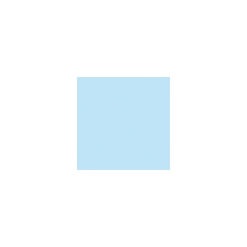 CLAIREFONTAINE Ramette de 500 feuilles papier couleur TROPHEE 80 grammes format A4 bleu vif 1798