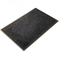 FLOORTEX Tapis d'accueil Ultimat marron vinyle, nylon et fibres renforcées 90 x 150 cm épaisseur 9 mm