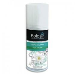 BOLDAIR Aérosol Recharge 100 ml Thé vert pour micro diffuseur