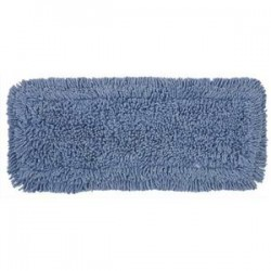 RUBBERMAID Frange coton à languette pour support mixte bi power lavage à plat
