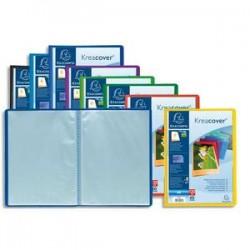 EXACOMPTA Protège document personnalisable PP Kreacover 80 vues assortis