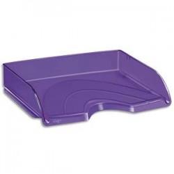 CEP Corbeille à courrier à l' italienne Happy ultra violet 35x7x26 cm